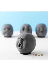 Faces of the Moon Stress Ball