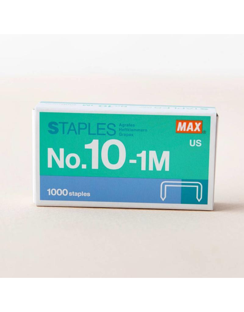 No. 10 Staples
