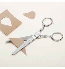 Silver Safety Scissors