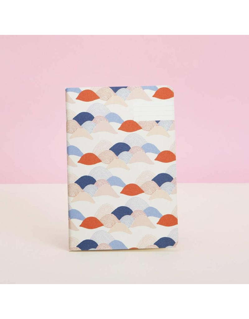 Pattern Notebook, Landscape