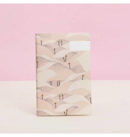 Pattern Notebook, Desert
