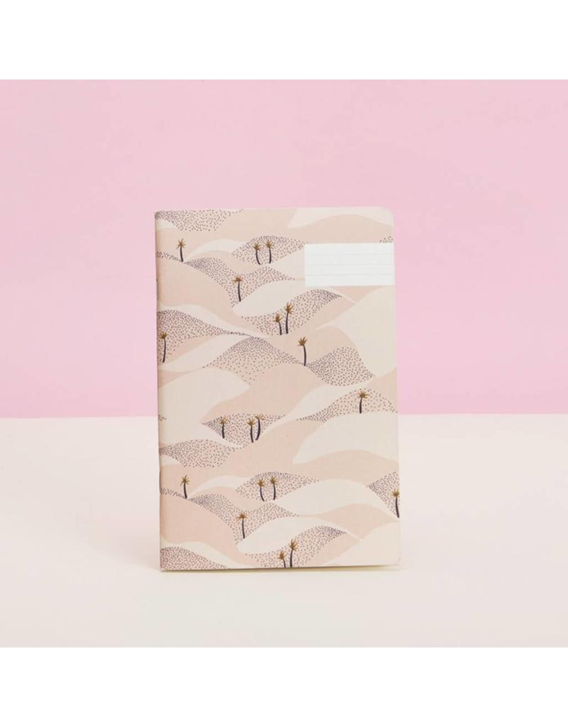 Pattern Notebook, Desert