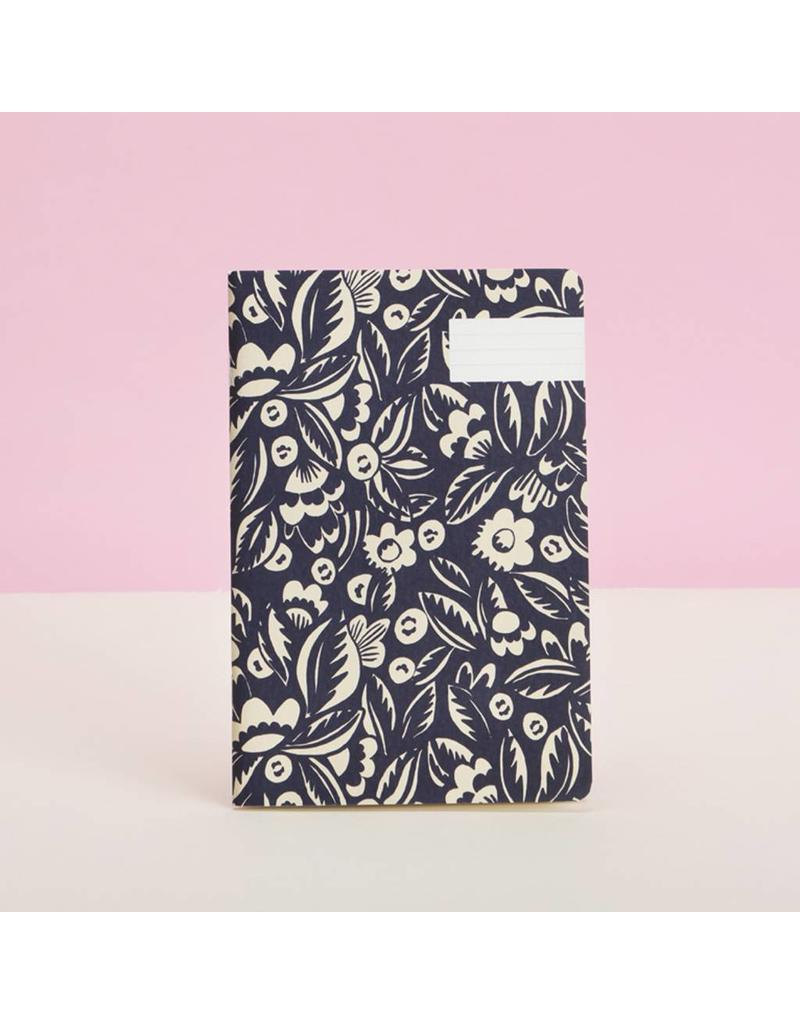 Pattern Notebook, Faïence