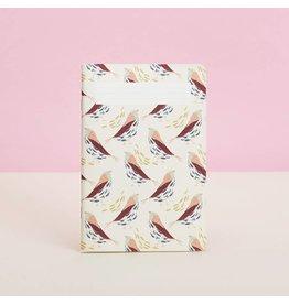 Pattern Notebook, Mésanges
