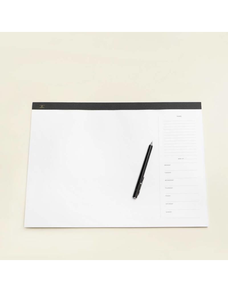 Bookcloth Desktop Pad