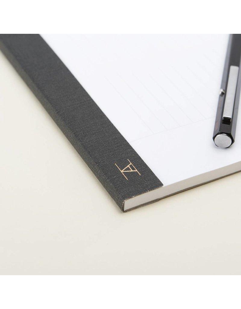 Bookcloth Legal Pad