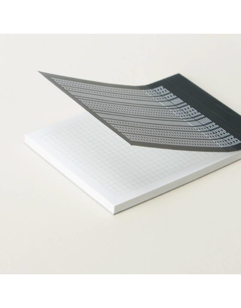 Graffitti Grid Pad