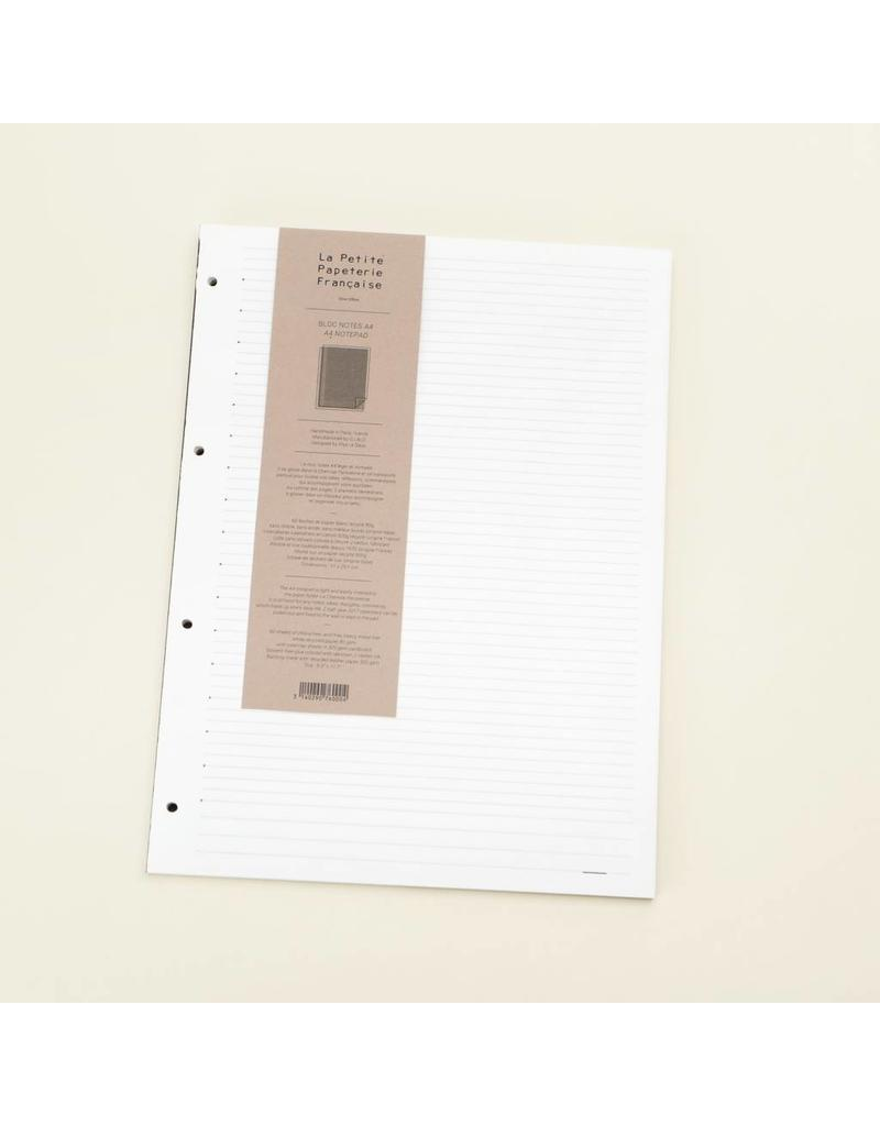 Lined Bloc Note Pad