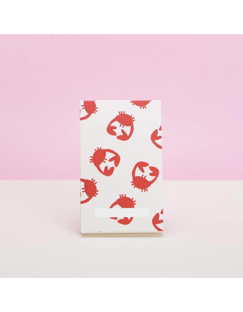 Pattern Pocket Book, Crabs
