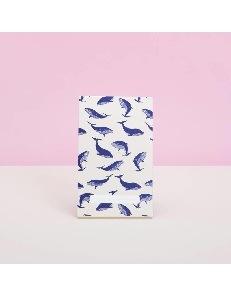 Pattern Pocket Book, Whales