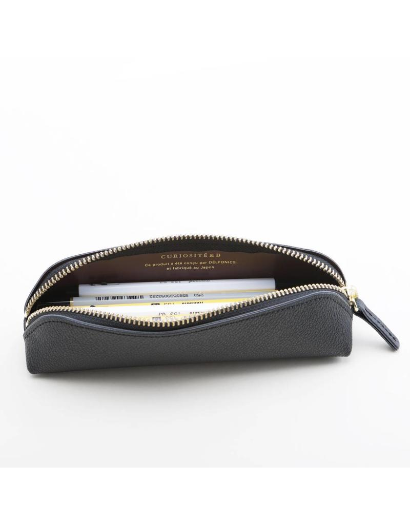 Pen Case Curiosite Triangular Pencil Case