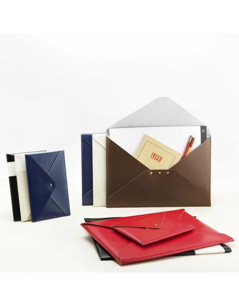 Recycled Leather File Folder