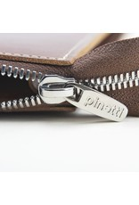 Leather Zip Laptop Sleeve