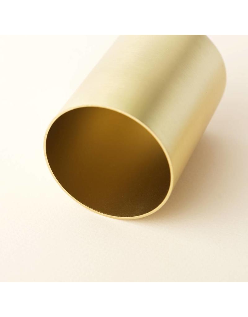 Brass Pen Cup