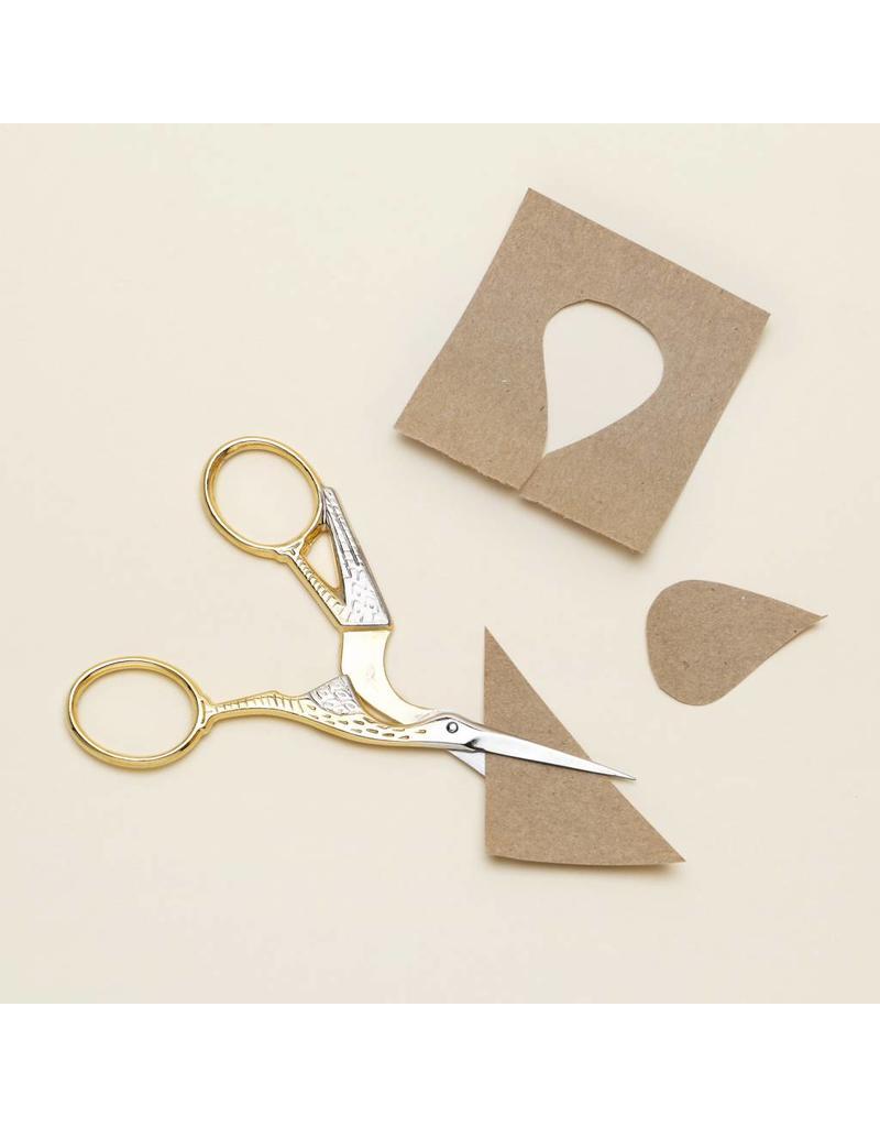 Crane Handle Scissors
