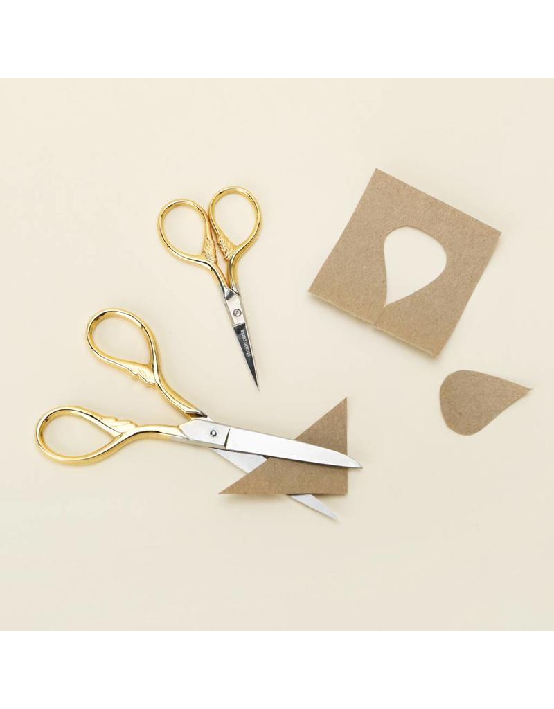 Lion Tail Handle Scissors