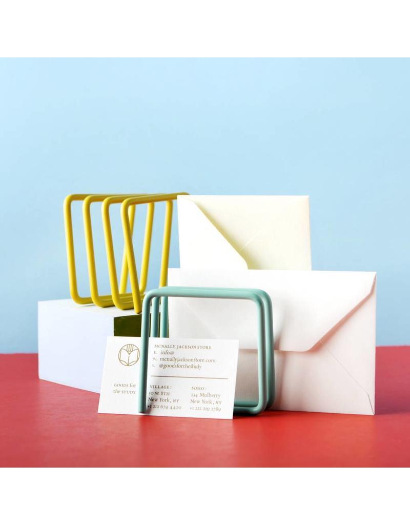 Loop Letter Rack