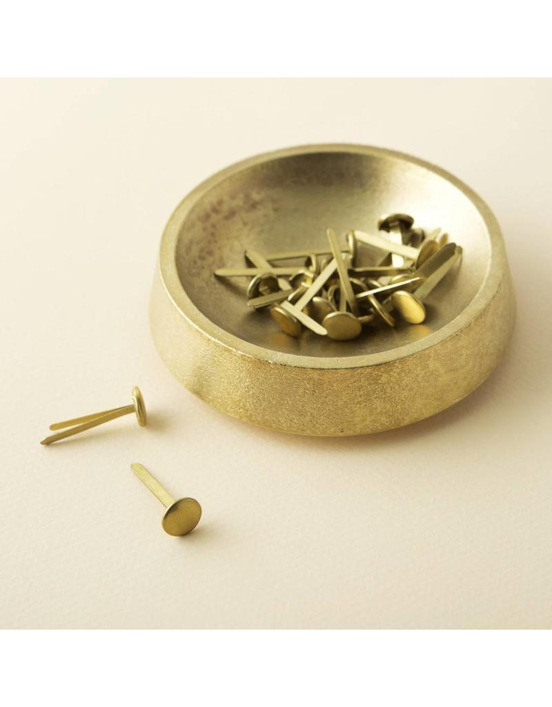 Brass Clip Dish