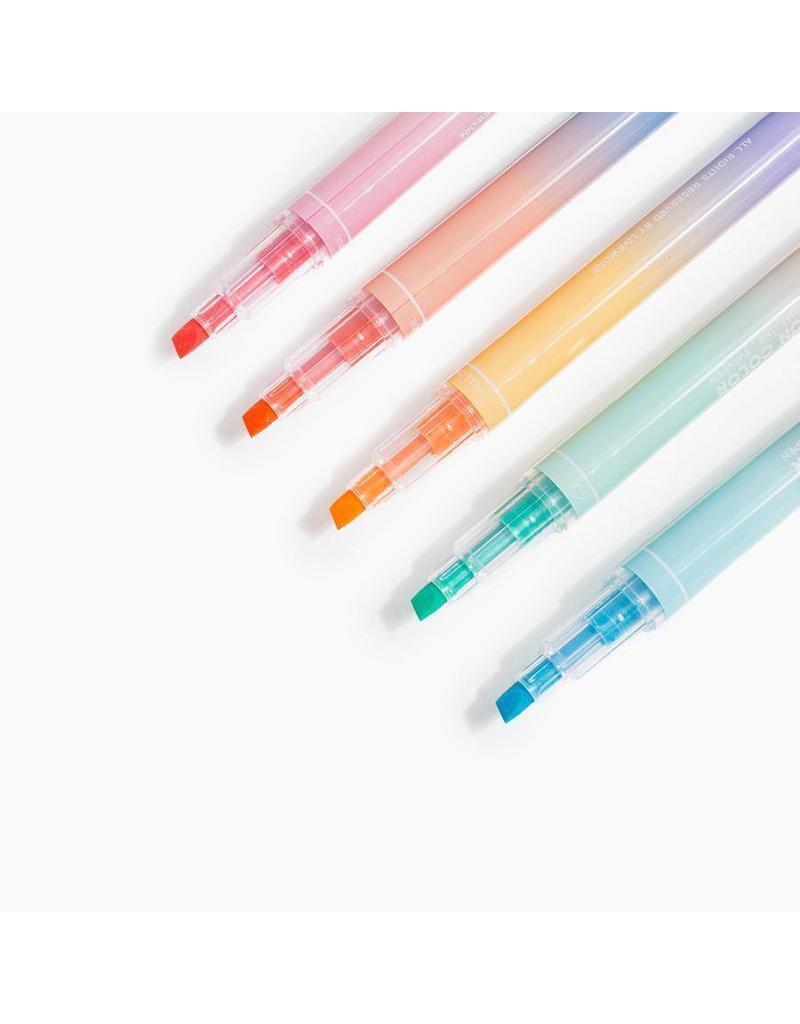 Color on Color Pens