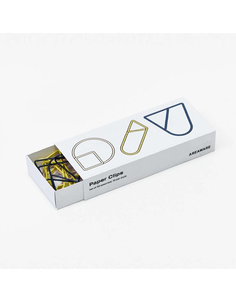 Geometric Paper Clips