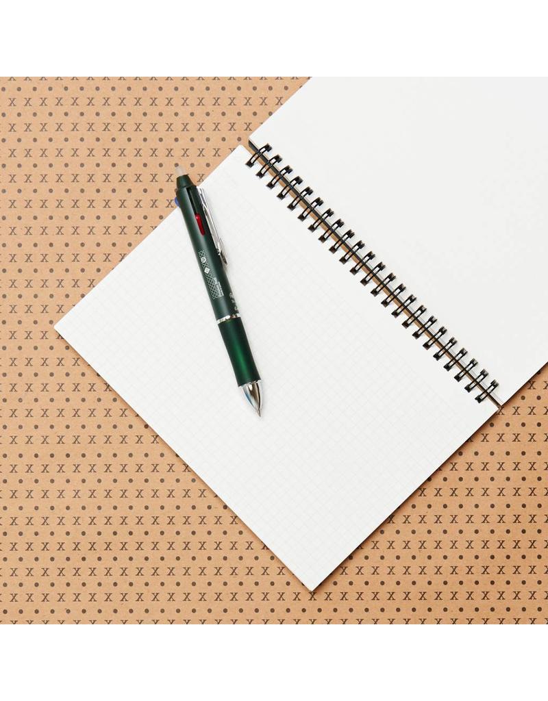 Tri-Color Erasable Pen