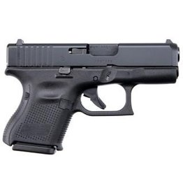 GLOCK Glock G26 Gen5 3.43In 9mm 3-10Rd