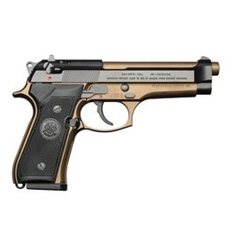 BERETTA Beretta 92FS 9mm Burnt Bronze 4.9In 2-10rd