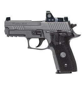 Sigsauer Sig Sauer P229 Legion RX 9mm 3.9In X-Ray3 Sights Romeo One Reflex Optic