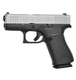 GLOCK Glock 43X 3.6In 9mm Factory Night Sights 2-10rd