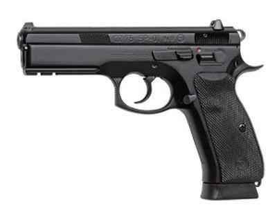 CZ CZ USA SP01 Tactical 4.6In 9mm Night Sights 2-10rd