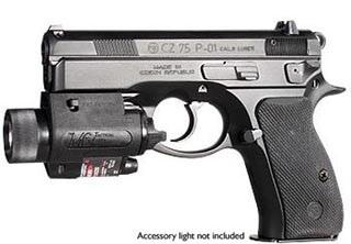 CZ CZ P-01 9mm 3.8In Decocker 2-10rd