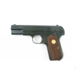"US Armament Colt by US Armament 1903P 1903 Hammerless 32 Automatic Colt Pistol (ACP) Single 3.75"" 8+1 Walnut Grip Gray Parkerized Slide Used Never Fired"