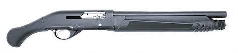 Black Aces Tactical Black Aces Tactical Pro Series S 12Ga 14In Semi Autoi Black Synthetic 4 Shot