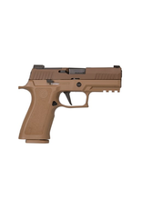 Sigsauer Sig Sauer P320 XCARRY 9mm 3.9In Coyote X-Ray Night Sights  R2 Plate 2-10Rd Alter