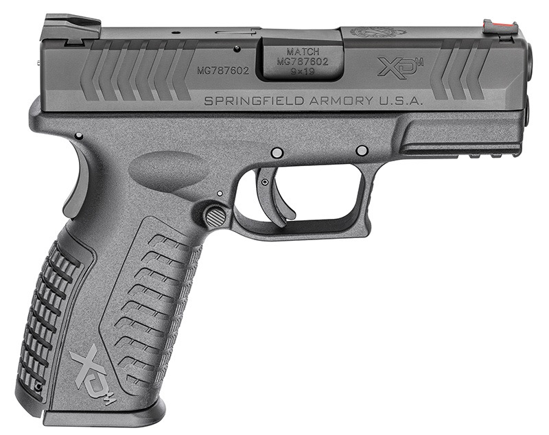 SPRINGFIELD Springfield Armory XD(M) 9mm 3.8In 2-10Rd