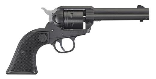Ruger Ruger Wrangler .22LR 4.6in 6 Shot Black Cerakote