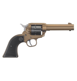 Ruger Ruger Wrangler 22LR 4.6In Bronze Cerakote 6 Shot