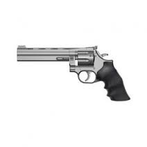 "CZ Dan Wesson 715 Stainless Steel 357Magnum 6rd 6"" Vented Ribbed Stainless Adjustable Sight"