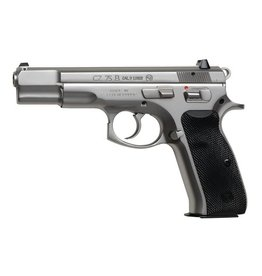 "CZ CZ USA 75B Stainless 9MM 4.6""  10RD"