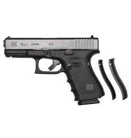 """Glock Glock G19 Gen4 9mm 4.01"""" 3-10rd"""