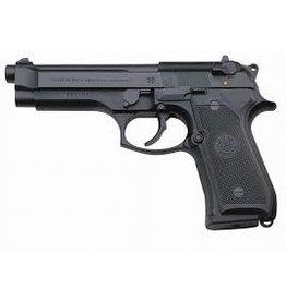 BERETTA Beretta 92FS M9 Commercial 9mm Bruniton Finish Two Dot Sights Plastic Grips 2-10rd