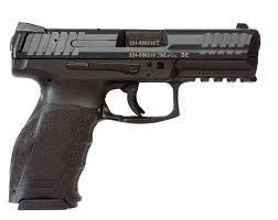 """H&K H&K VP9 V1 9mm 4.09"""" 2-10rd"""