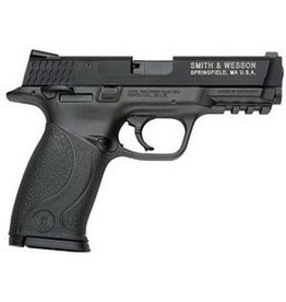 "Smith & Wesson Smith & Wesson M&P22 Compact 22LR 3.5"" Safety BLK 1-10rd"