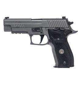 "Sigsauer Sig Sauer P226 Legion SAO 9MM 4.4"" 3-10RD"