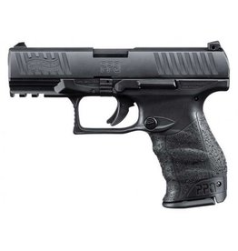 "WALTHER Walther Arms PPQ M2 9mm 4"" Black Tenifer Finish Picatinny Rail 2-10rd Alt."