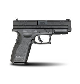 """SPRINGFIELD Springfield XD-9 Essentials Package 9mm 4"""" 2-10rd Altered"""
