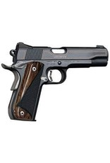 KIMBER Kimber Classic Carry Elite - .45 ACP, 5 in Barrel, Amb. Safety, Gun Metal & Rose Gold Finish, Wood Grips, 8 Rd