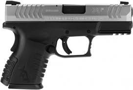 """SPRINGFIELD Springfield Armory XDM Two Tone 3.8"""" 13RD 9MM"""