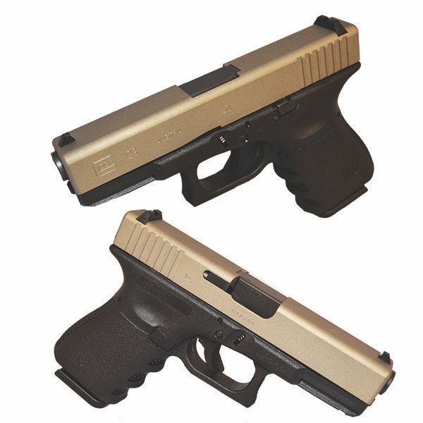 RTSP RTSP Custom Cerakote Glock G23 2-13rd