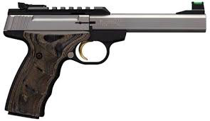 Browning Browning Buckmark Plus UDX .22LR SS 5.5in Target Adjustable Sights Tru Glo Fiber Optic Front Sight Picatinny Rail 1-10Rd